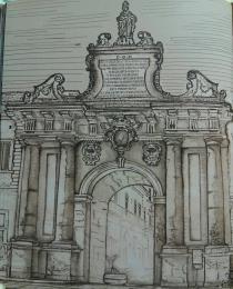 Porta San Biagio picture